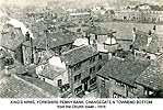 From the Church tower - 1916