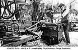 Stanbury, the Joiner's shop - 1916