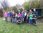 CLEAN SWEEP ON CRIME FOR HAWORTH COMMUNITY