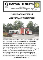 Haworth Newsletter