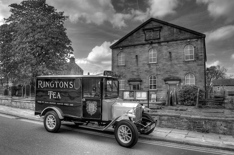 West Lane Baptist - Ringtons Van