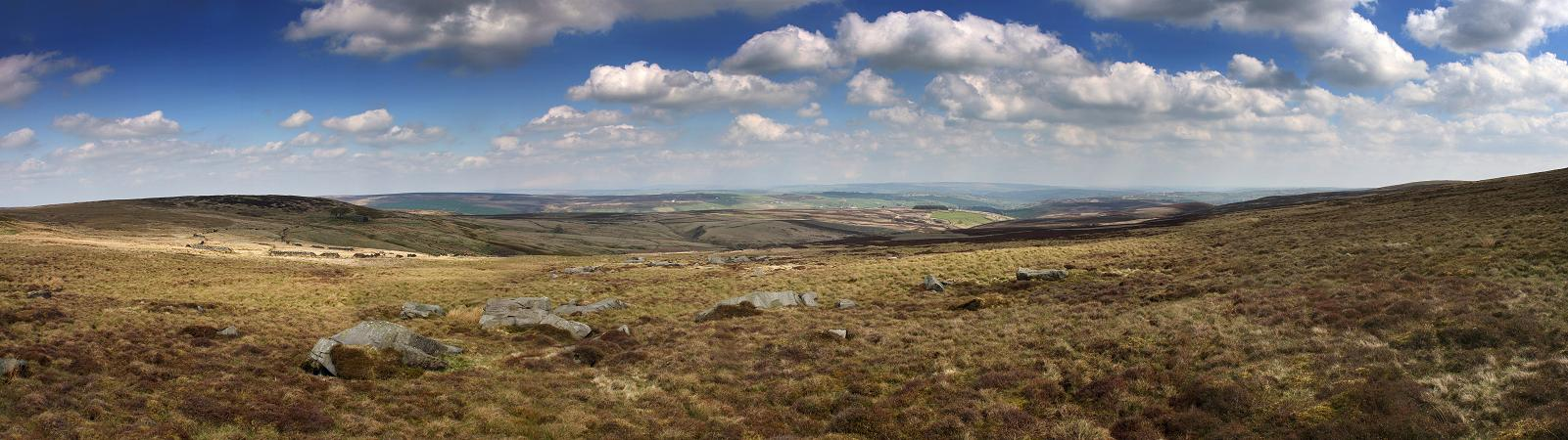 Noonan Stones panorama