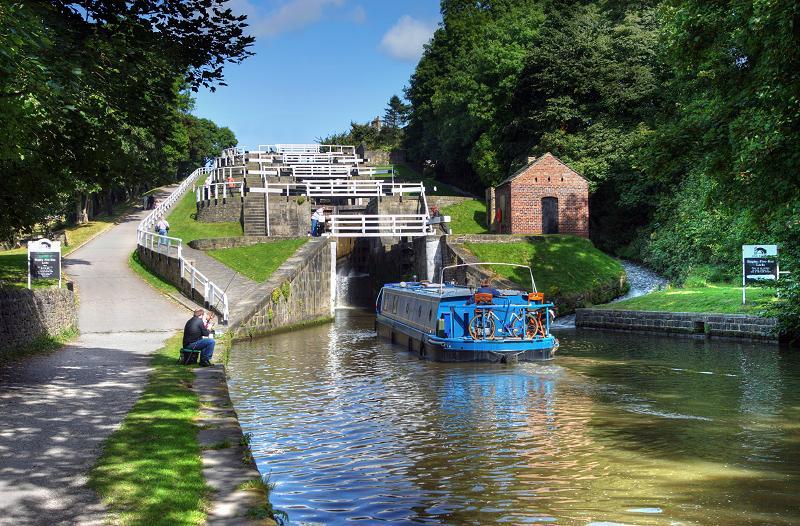 Bingley 5 rise locks