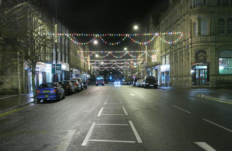 Keighley North Street