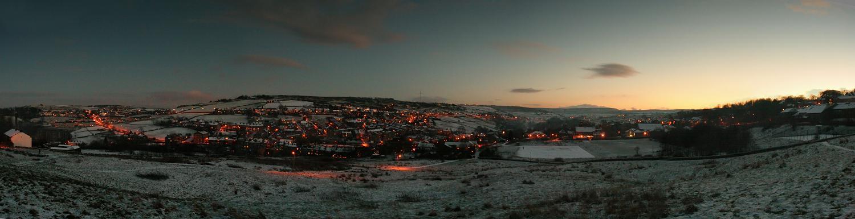 Haworth and Brow panorama