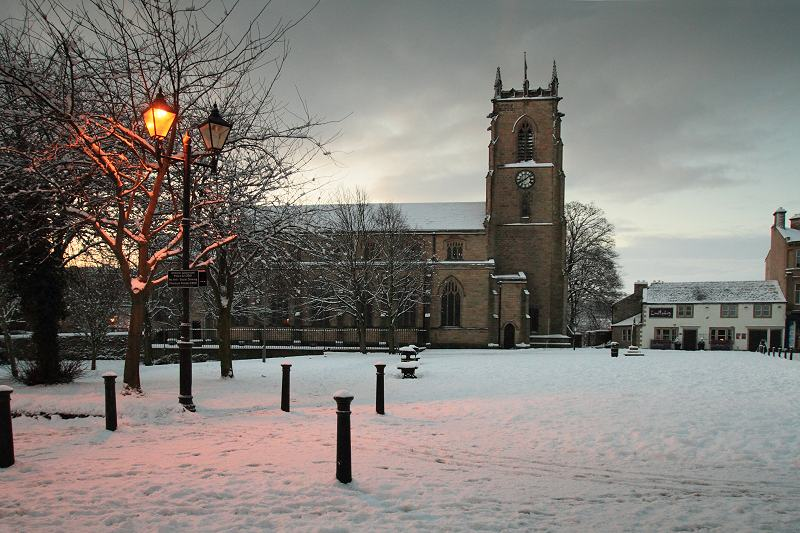 Keighley Church Green