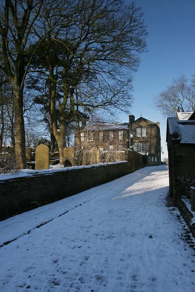 Church st Haworth