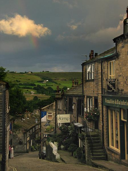 Haworth Main St