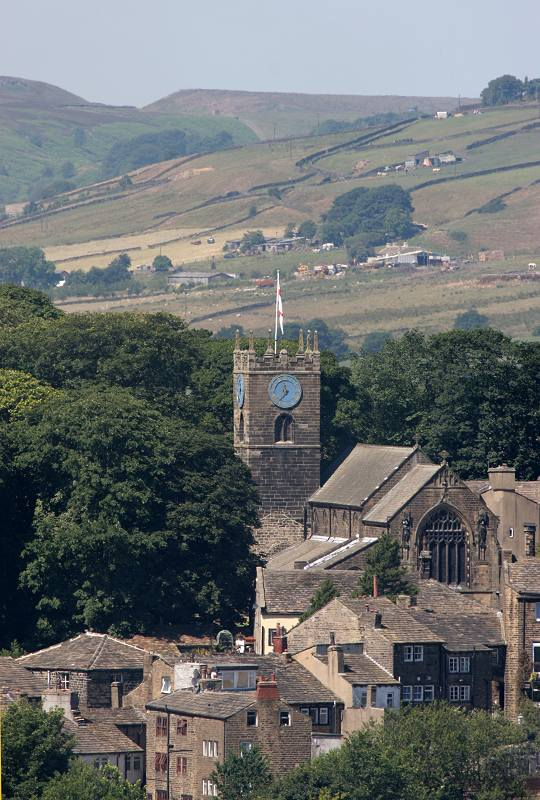 Haworth from Brow