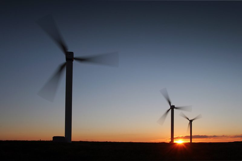 Ovenden wind farm