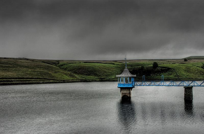 Stubden reservoir