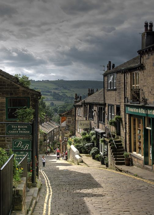 Haworth Main st.
