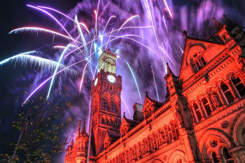 Bradford Christmas Launch