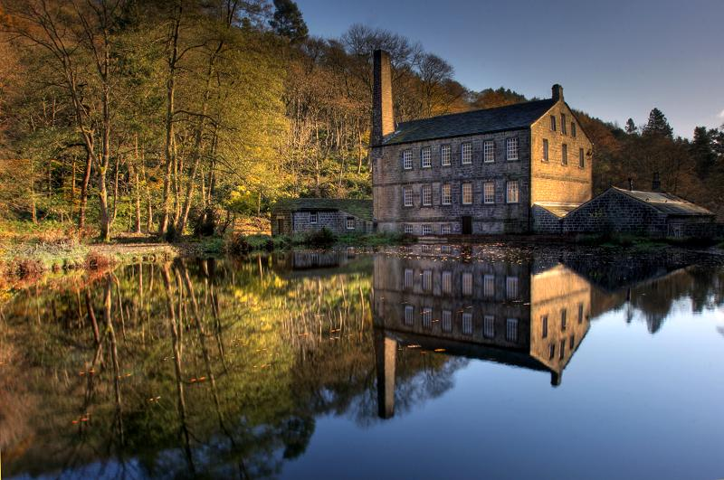 Hardcastle Crags - Gibson Mill