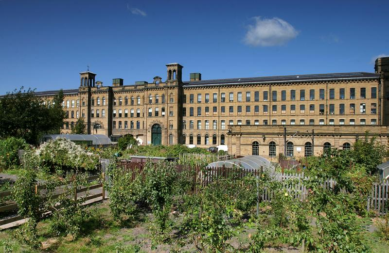 Saltaire - Salts Mill