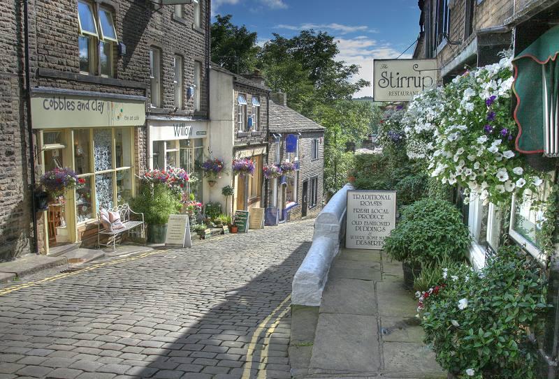 Haworth Main St