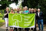 Haworth Central Park Green Flag