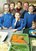 Organix School Food Hero Award