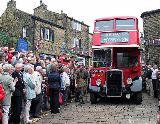 Haworth Event